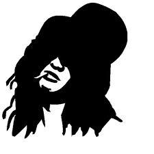 Slash silhouette