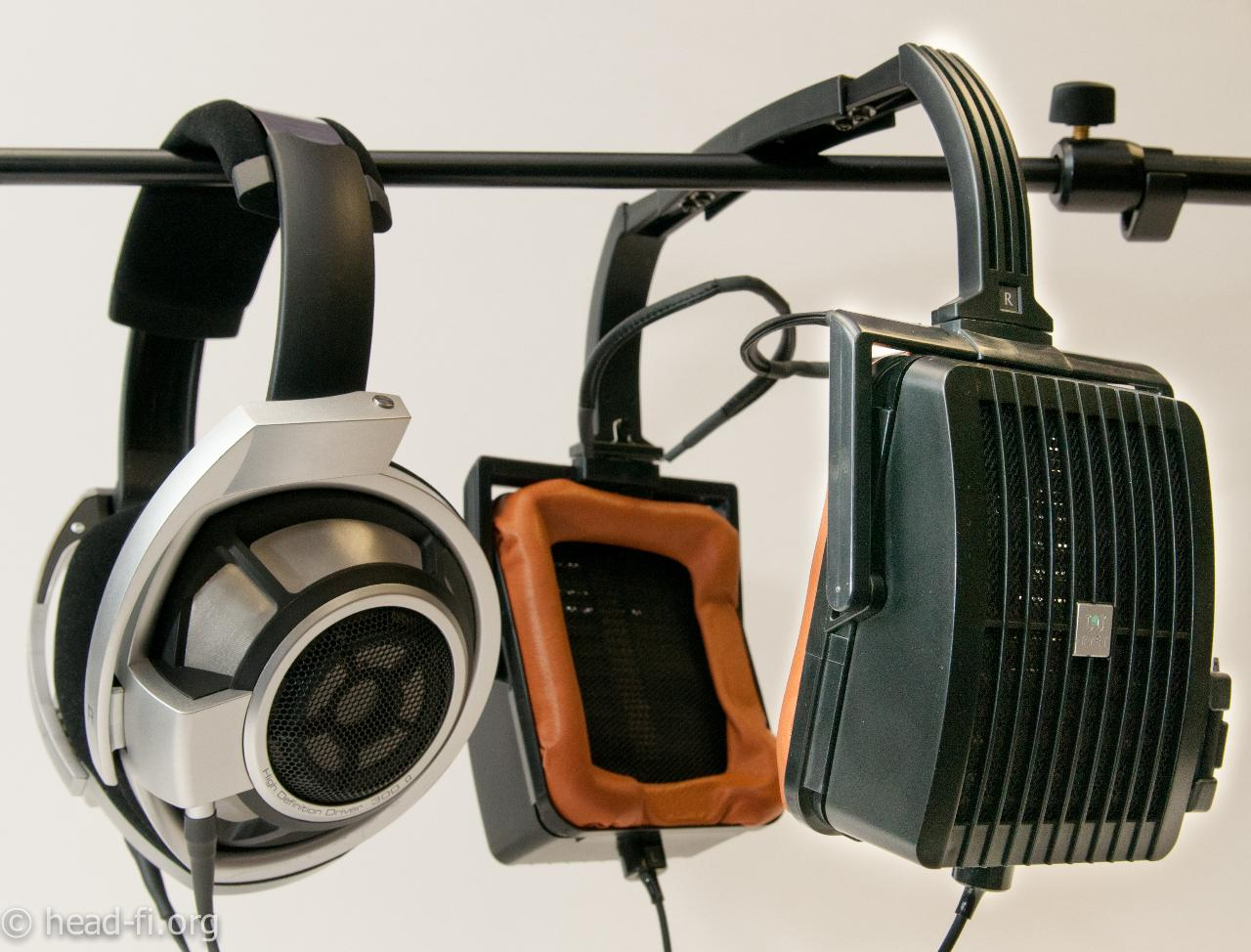 TAKET H2+ (right) with Sennheiser HD 800. TAKET H2+. The TAKET H2+ uses Heil-type polymer...