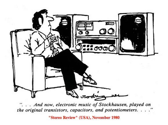 Stockhausen Cartoon