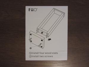 Fiio Instructions