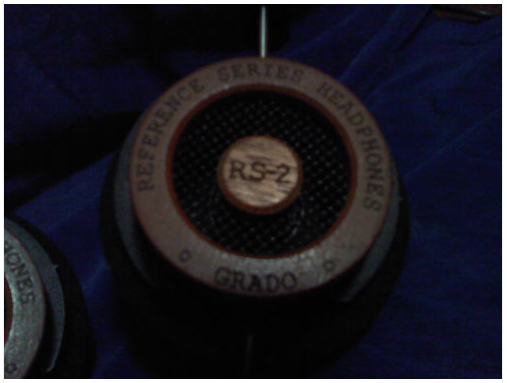 """Buttoned RS2 ... non-""""i"""". This is one of the worst looking, lol. The """"Grado""""..."""