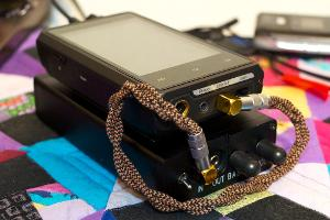 Portable rig -- iBasso DX100 + Triad Audio L3