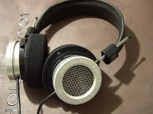 """I think some of the PS-1 had that. It's written """"Freesystems - Grado Labs"""" underneath """"Grado..."""