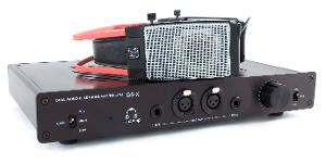 HeadAmp GS-X Headphone Amp/Pre-Amp & AKG K1000 headphones