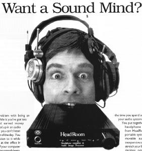 Stereophile magazine, July 1994 issue, featuring an article (I don't have the full article, but...