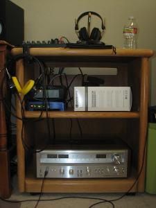 Le setup 5/23/12 #1