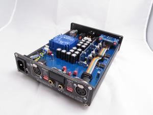 Inside of the Violectric V181
