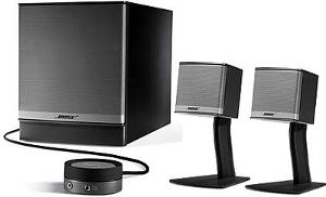 Bose Companion 3 Computer speakers