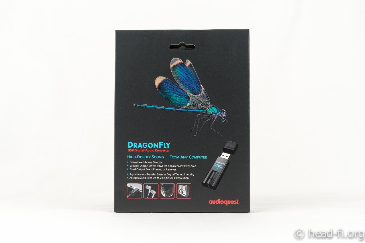 AudioQuest Dragonfly.