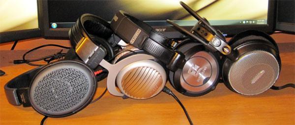 HD580, DT990, PRO900, AD500