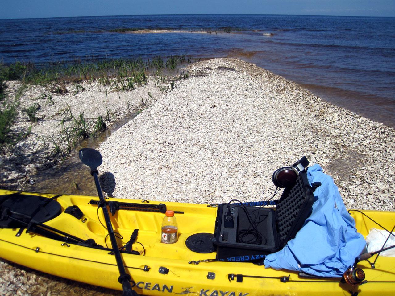D5000 (Kayaking, yea)