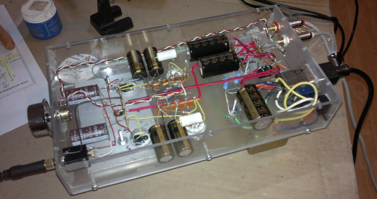 First series of tweaks to my MSSH. <br />