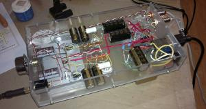 First series of tweaks to my MSSH.   Connected the 0V rail to earth with a 100Ω resistor. This...