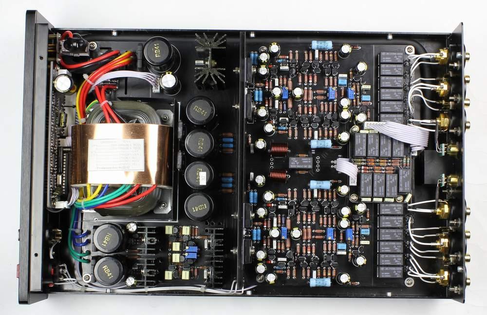 Audio GD SA31 head amp
