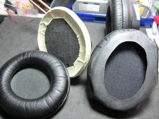 Temporary Seal without screws using masking tape; 840 and micmacmo's inner tube FA-003...