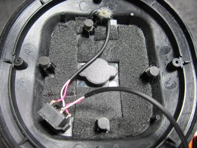 Acoustipack Lite and Self-Adhesive Felt in Cup Floor.JPG
