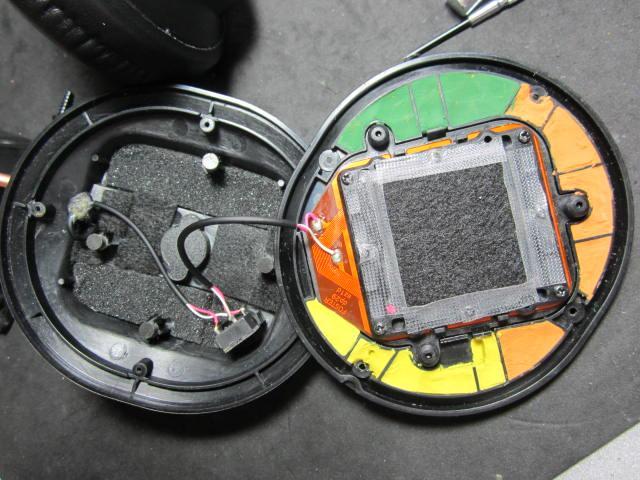 Acoustipack Lite, Self-Adhesive Felt, Newplast, and 1.5x35x35 Creatology Craft Felt over Driver.JPG