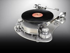 E.A.R. Disk Master turntable