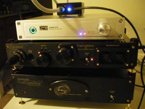 My new audio setup