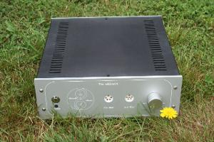 eXStata SS amp front panel