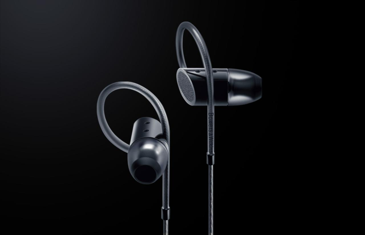 Bowers and Wilkins C5