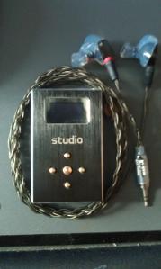 Studio V+IE80+Twag V2+ACS Custom Tips