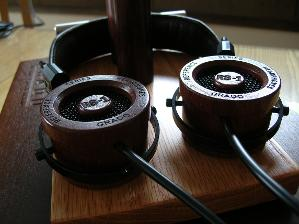 Glamorous shots of (expensive) Grado headphones