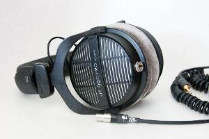 DT990 with locking removable cable mod