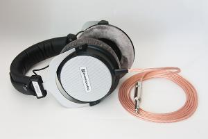 Dt880 '03 edition with 8 strand re-cable