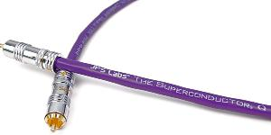 JPS Labs Superconductor Q, RCA cable.