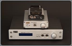 Fiio E17 / Audinst HUD-Mini / Yulong U100 / Yulong D100 mkII (Front)