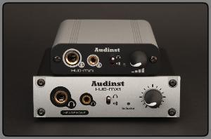 Audinst HUD-Mini / Audinst HUD-MX1 (front)