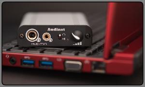 Audinst HUD-Mini + Dell Vostro V131