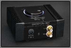 Shonyun SH-301 amp (back)