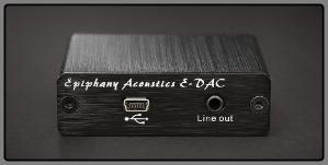 Epiphany Acoustics E-DAC (front)
