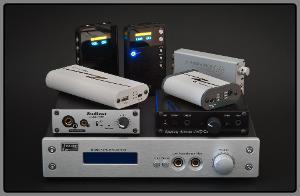 Fiio E7 / Fiio E17 / iBasso D7 / HRT iStreamer / HRT Headstreamer / Audinst HUD-MX1 / Epiphany...