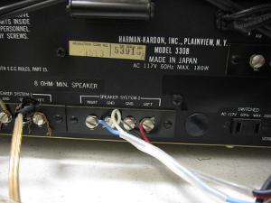 ATH-706 transformer wiring