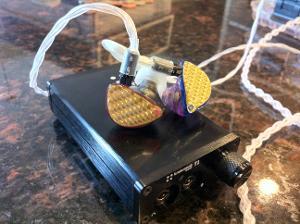 Tralucent 1Plus2 and T1 amp.