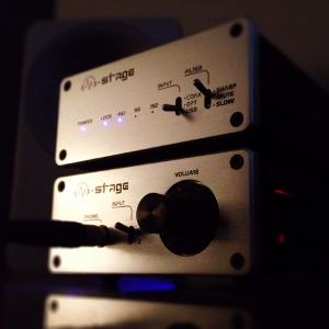 M-Stage DAC and M-Stage Amplifier