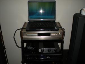 Denon DTR2000G Anniversary DAT Machine (Japanese version)