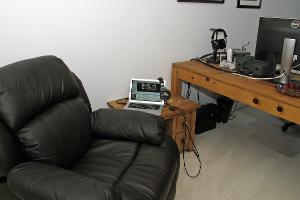 Office - armchair and relax station :)