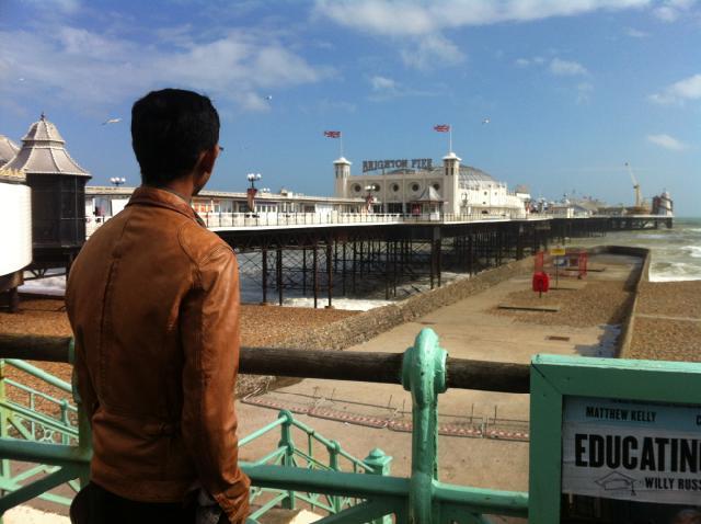 at Brighton pier.JPG
