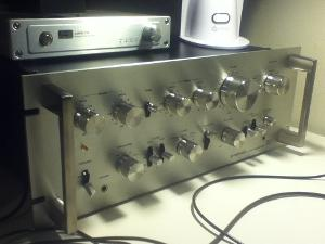 Pioneer SPEC-1 Pre-amplifier