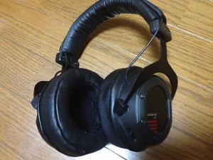 JMoney Audio V2 Lambskin Ear Pads for beyer, installed to Custom One Pro