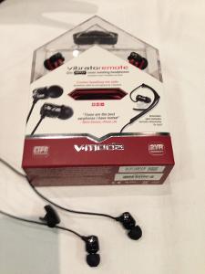 V-MODA Vibrato Earphones