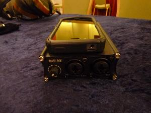 CanJam @ RMAF 2012 - CEntrance HiFiMate M8