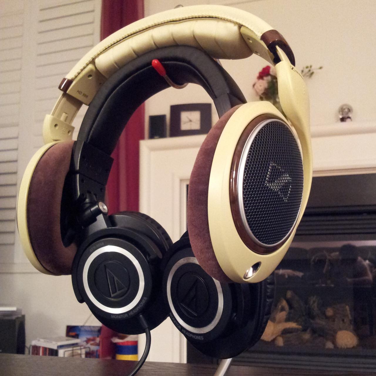 My headphones.