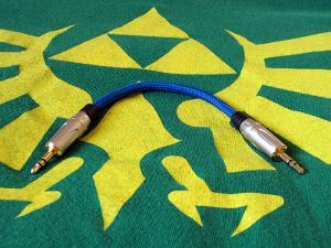 Amphenol Mogami cable