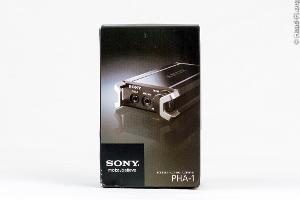 Sony PHA-1 iDevice/USB DAC and headphone amp unboxing photos