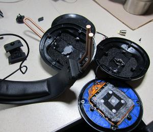 Dismantling the T50RP's